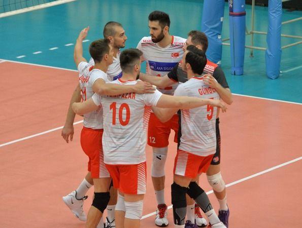Türkiye 3 - 0 Portekiz: A Milli Erkek Voleybol Takımı Üçüncü Kez Altın Lig Finalinde...