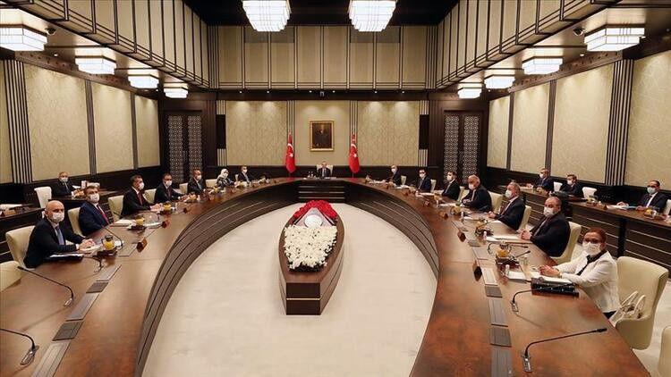 Kabine Toplantısının Tarihi Öne Alındı!