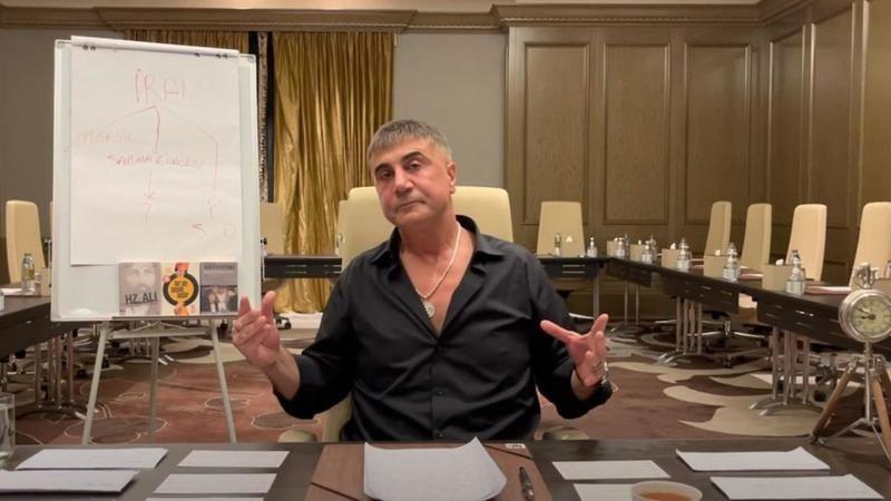 Sedat Peker'in tehdit ettiği gazeteciden açıklama! Gazeteci Peker'e ne cevap verdi
