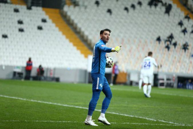 Genç file bekçisi Zafer Görgen'e transfer teklifleri yağıyor