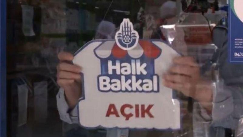 İstanbul Belediyesi'nin Halk Bakkal projesi nedir?