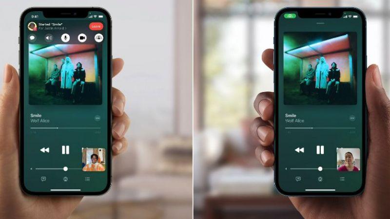 Apple iOS 15'i duyurdu. FaceTime'da neler yenilenecek?