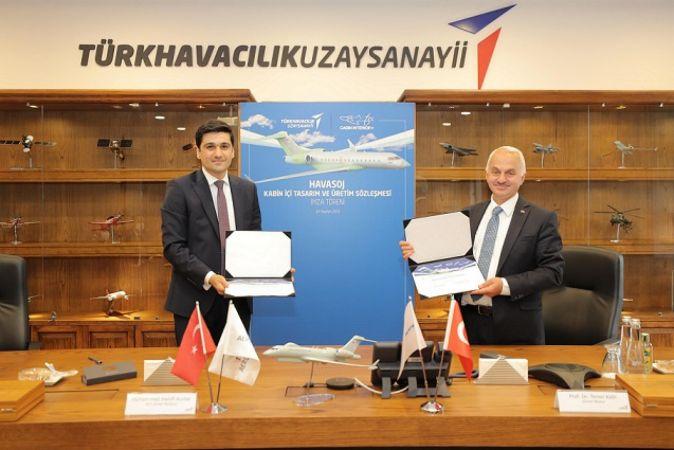 TUSAŞ yeni bir işbirliği ile savunma sanayisinde Türk gücünü arttırıyor!