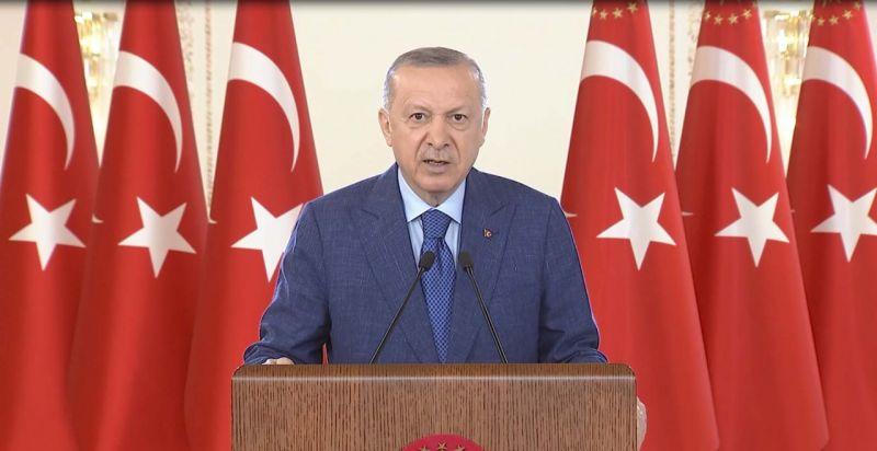 NATO toplantısında Erdoğan terörle mücadeleye destek konusunda üye devletlerden destek göremediğimizi belirtti
