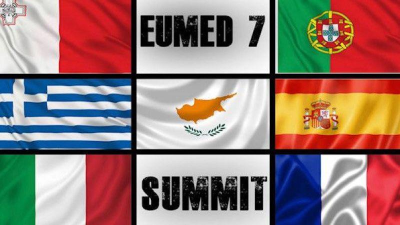 Dışişleri Bakanlığı, MED7 bildirisini reddetti! MED7 kararları bizi bağlamaz. MED7 üyesi ülkeler hangileri?