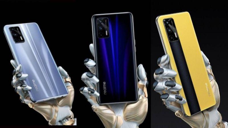 Xiaomi Realme GT 5G tanıtıldı.. Realme GT 5G teknik özellikleri.. Realme GT 5G ne kadar?