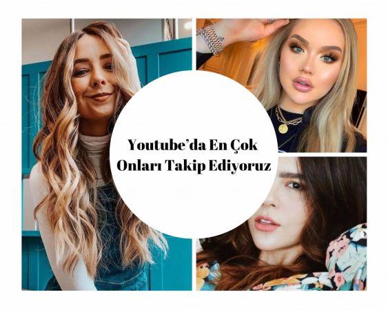 Youtube'da en çok takip edilen stil ve güzellik kanalı hangisi?