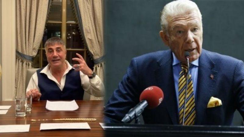 Sedat Peker, Uğur Dündar'a saygı duyuyorum dedi ve teşekkür etti...