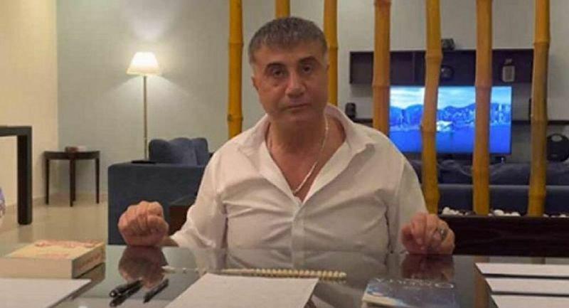 Sedat Peker, HDPli Deniz Poyraz'a başsağlığı diledi!