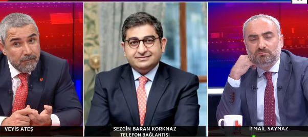 Sezgin Baran Korkmaz, İsmail Saymaz'ın programına bağlandı ve şok açıklamalar yaptı!