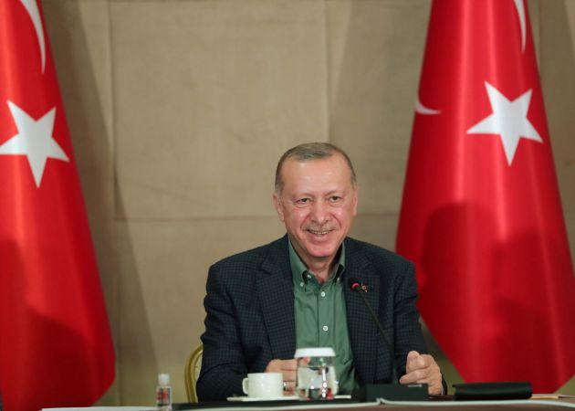 Cumhurbaşkanı Erdoğan: Bizim ülkemiz niye Türkiye gibi değil?