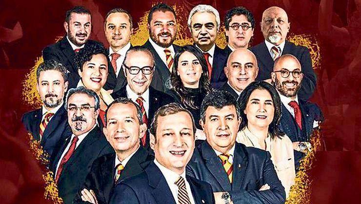 Galatasaray Yeni Başkanı Burak Elmas: Futbolumuz Cumhurbaşkanının Yatırımlarına Yakışmalı…