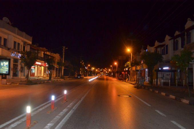 Datça'da 5.3 büyüklüğünde deprem...
