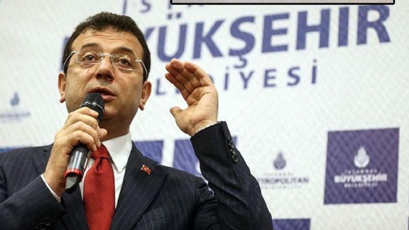 """Ekrem İmamoğlu'ndan Kanal İstanbul resti! """"Yapmayacağız"""""""