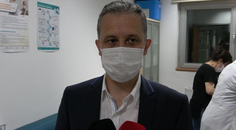 Düzce'de 18 Delta Varyantı korona hastası tespit edildi...