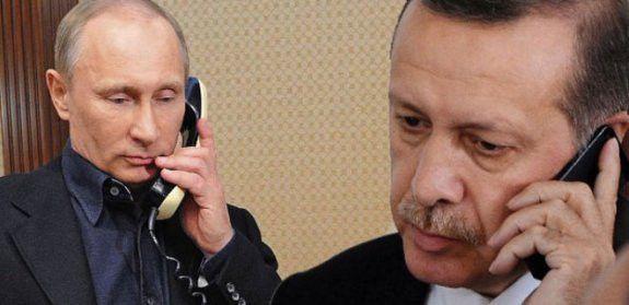 Erdoğan, Putin ile neler konuştu?