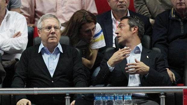 Ali Koç'tan Aziz Yıldırım'a cevap: Beni mahkemeye vermezsen adam değilsin!