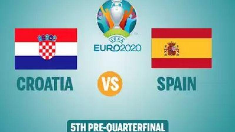 EURO2020 28 Haziran: İspanya uzatmalarda güldü.