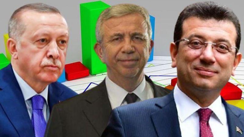 Son seçim anketi yayımlandı! AK Parti'nin oyunda büyük düşüş