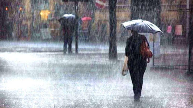 Trakya'da kuvvetli yağış uyarısı!