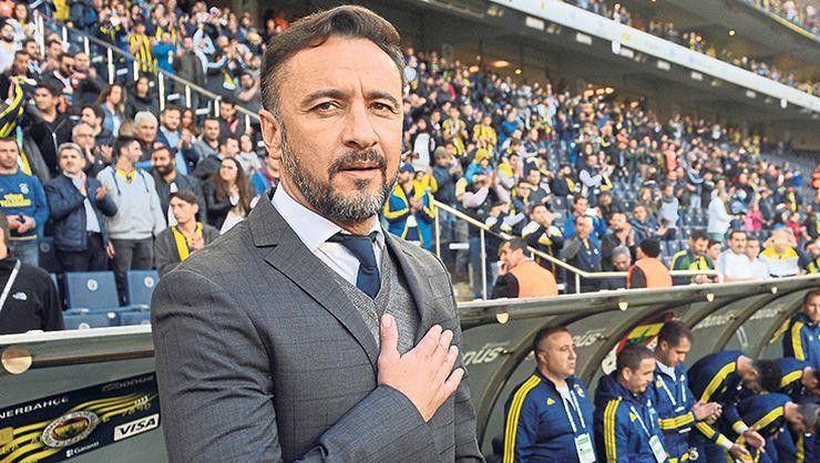Fenerbahçe'nin hocası Vitor Pereira oldu!