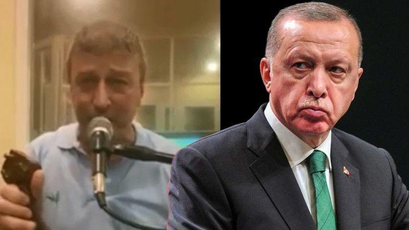 AK Parti'yi eleştiren Cumhurbaşkanı Erdoğan'ın akrabası gözaltına alındı