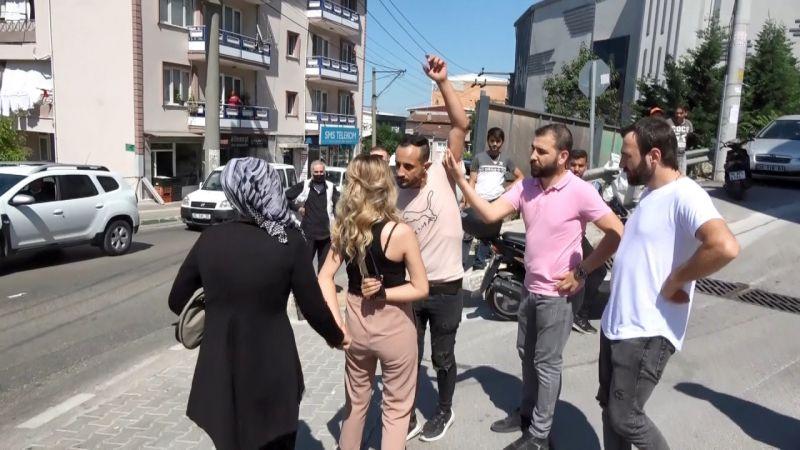 Bakan Yanık, Bir Kadına Şiddeti Önleyen DHA muhabiri Derya Evren'i arayıp, teşekkür etti