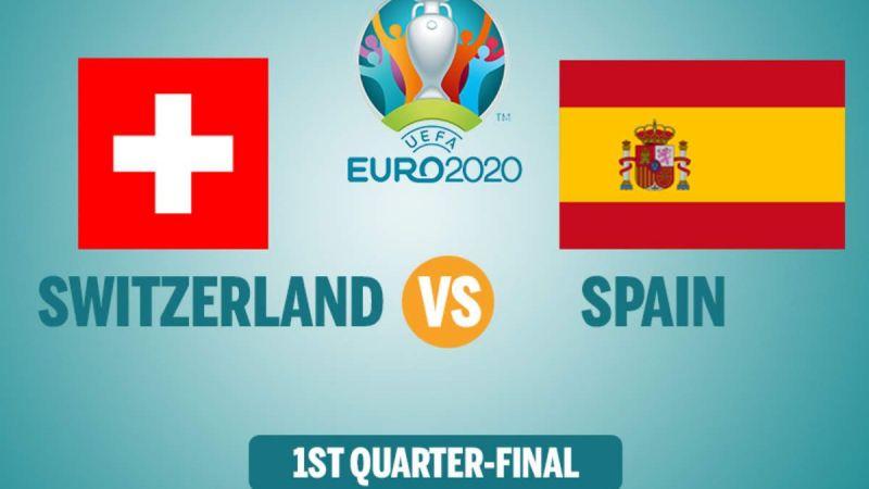 EURO 2020'de İspanya, penaltı atışlarıyla yarı finale yükseldi!