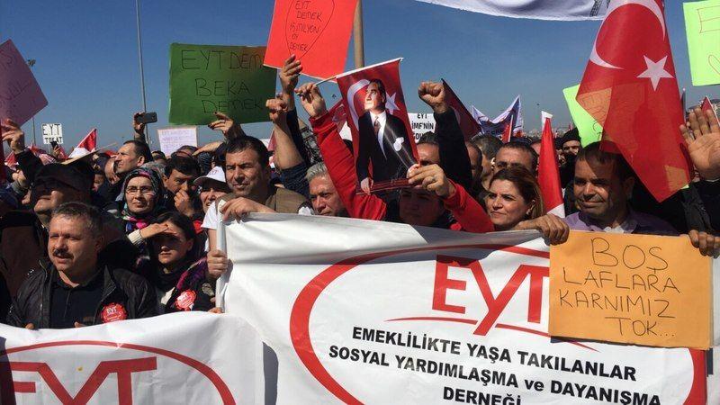 CHP'den Emekliler Haftası'nda EYT sözü! Çözümü 9 maddede sıraladı