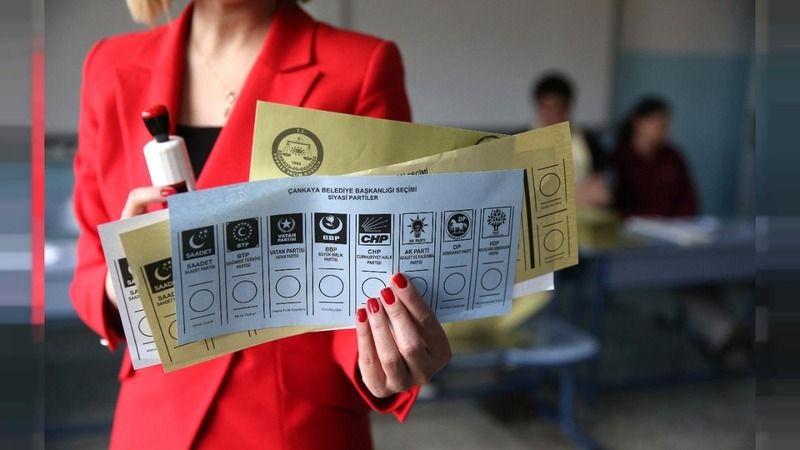 Son seçim anketi yayımlandı! CHP AK Parti'yi yakaladı
