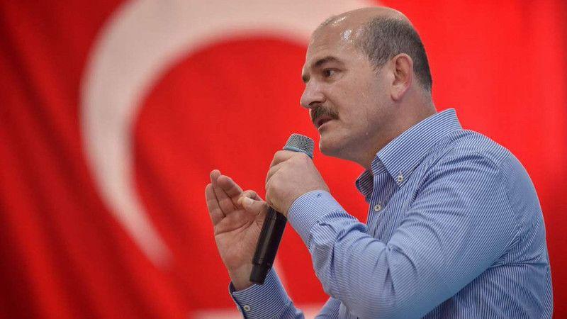 AK Parti medyası Soylu'nun kalemini kırdı!
