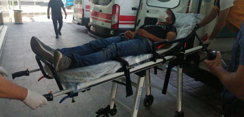 Kayseri'de hırsızlar, gözünü hastanede açtı!