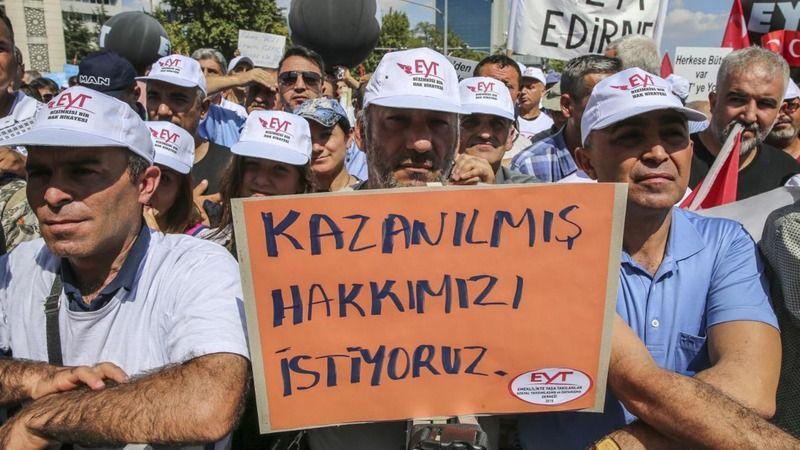 EYT AK Parti'ye verecekleri cevabı paylaştı!