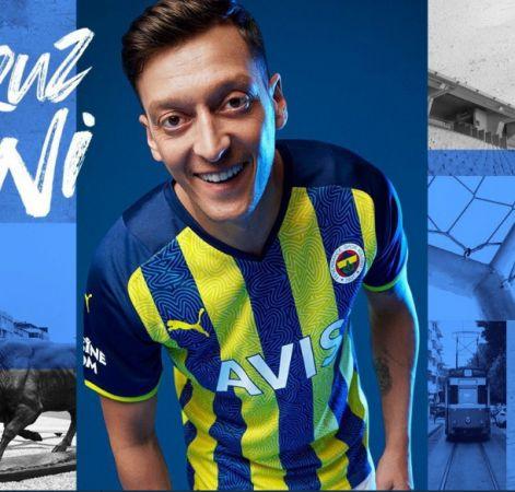 Fenerbahçe'nin yeni sezon formaları tanıtıldı!