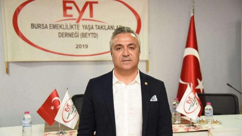 """Özgür Erdursun'dan EYT açıklaması! """"Şimdi onlar düşünsün"""""""