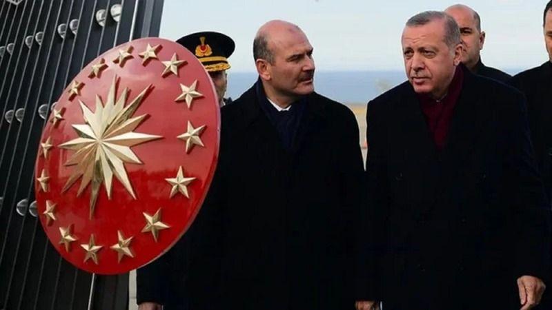 Erdoğan sahaya iniyor! Soylu'yu da takımına aldı