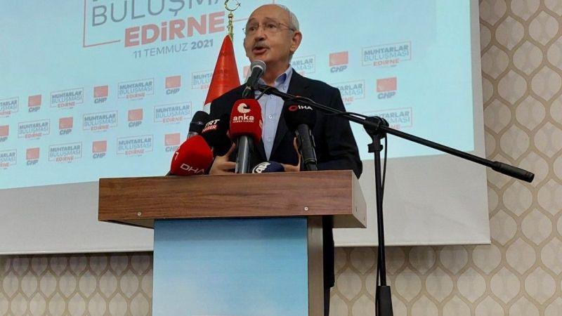 Kılıçdaroğlu'ndan dikkat çeken Soylu açıklama