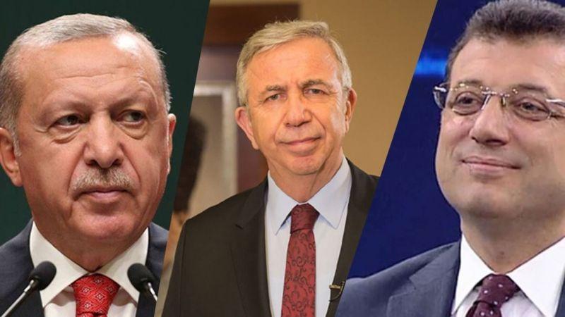 Son seçim anketi yayımlandı! AK Parti'de büyük kayıp