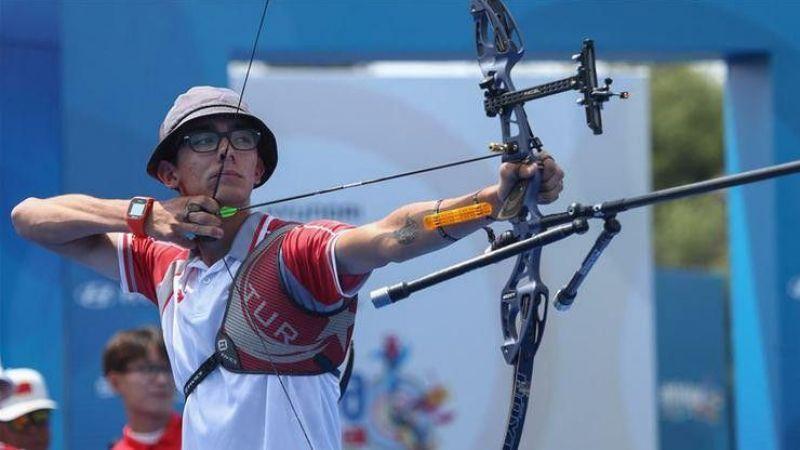 Mete Gazoz ve Ecem Anagöz'lü okçuluk takımımız 2020Tokyo Olimpiyatları'nda 4. oldu
