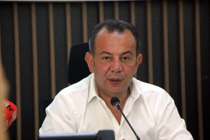 Bolu'nun CHP'li Beeldiye Başkanı Tanju Özcan Suriye'lileri göndermek için yeni adım atacak!