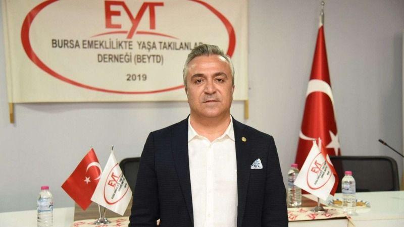 """Özgür Erdursun'dan EYT açıklaması! """"Eylül'e dikkat"""""""