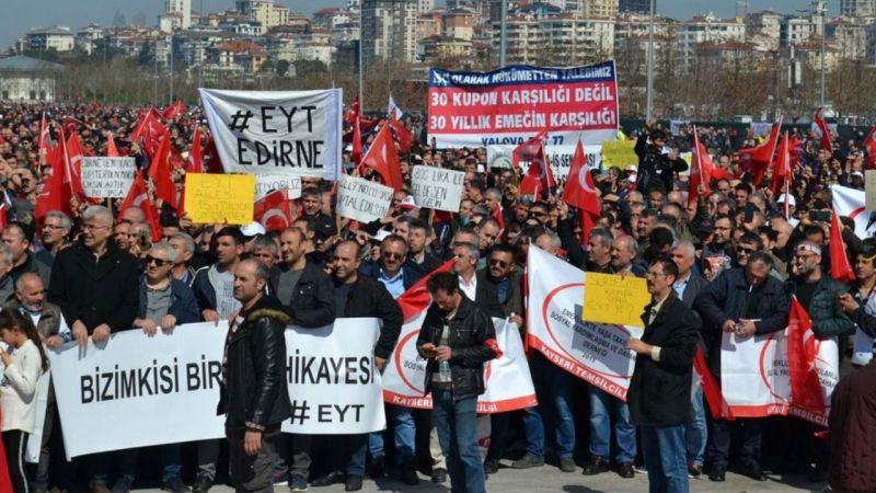 CHP'den EYT çıkışı! AKP EYT'yi yok saydı!