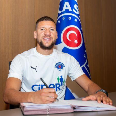 Bruma, Kasımpaşa'ya transfer oldu!