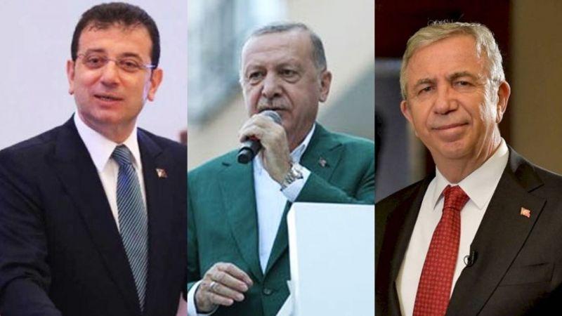 Son seçim anketi yayımlandı! AK Parti'nin oyları eridi!
