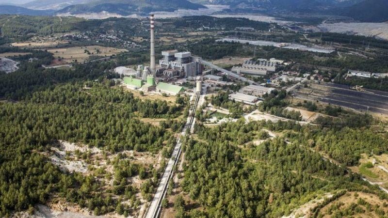 Yangın bir diğer termik santrale doğru ilerliyor