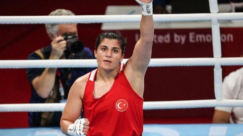 Busenaz Sürmeneli Olimpiyat Şampiyonu oldu ve Türkiye'ye bir altın madalya daha kazandırdı!