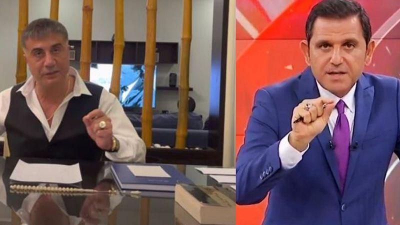 """Fatih Portakal'dan Sedat Peker yorumu! """"Devran döndüğünde…"""""""