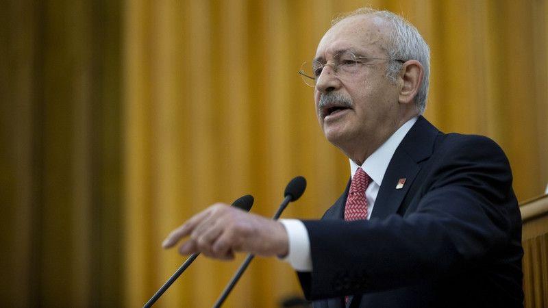 """Kılıçdaroğlu, """"Sığınmacıları davul zurna ile uğurlayacağız"""""""