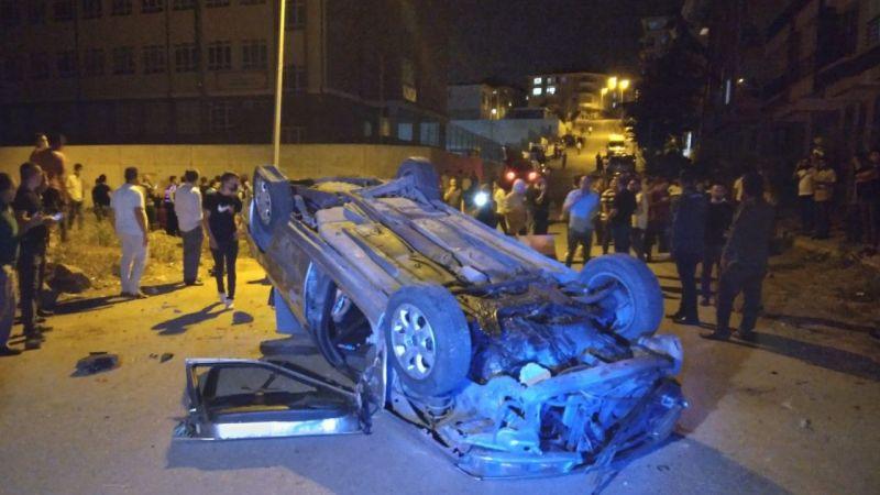 Altındağ'daki olaylar nedeniyle 76 kişi gözaltına alındı!