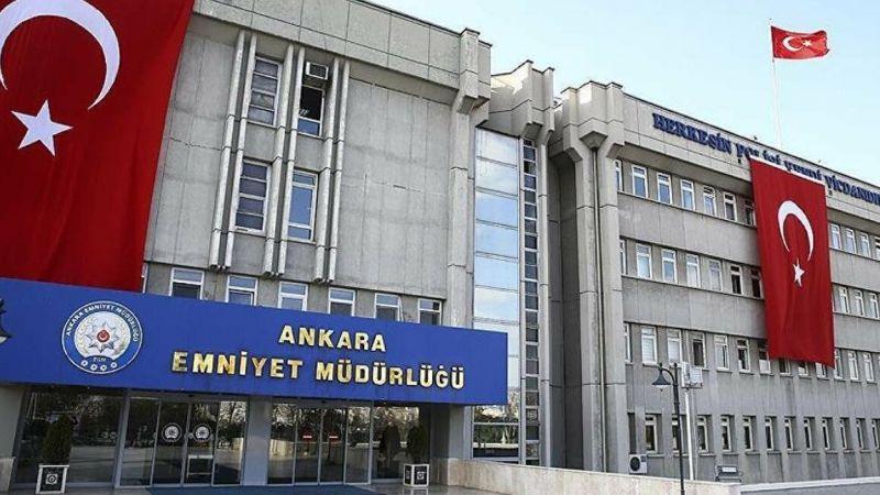 Ankara Emniyet Müdürlüğü, Suriyeli gerginliği hakkında açıklama yaptı!
